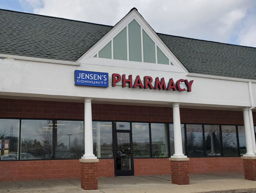 Jensens Pharmacy - Dexter Michigan